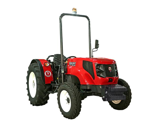 Bahçe Tipi Erkunt Servet 80 Traktör Kabinsiz..